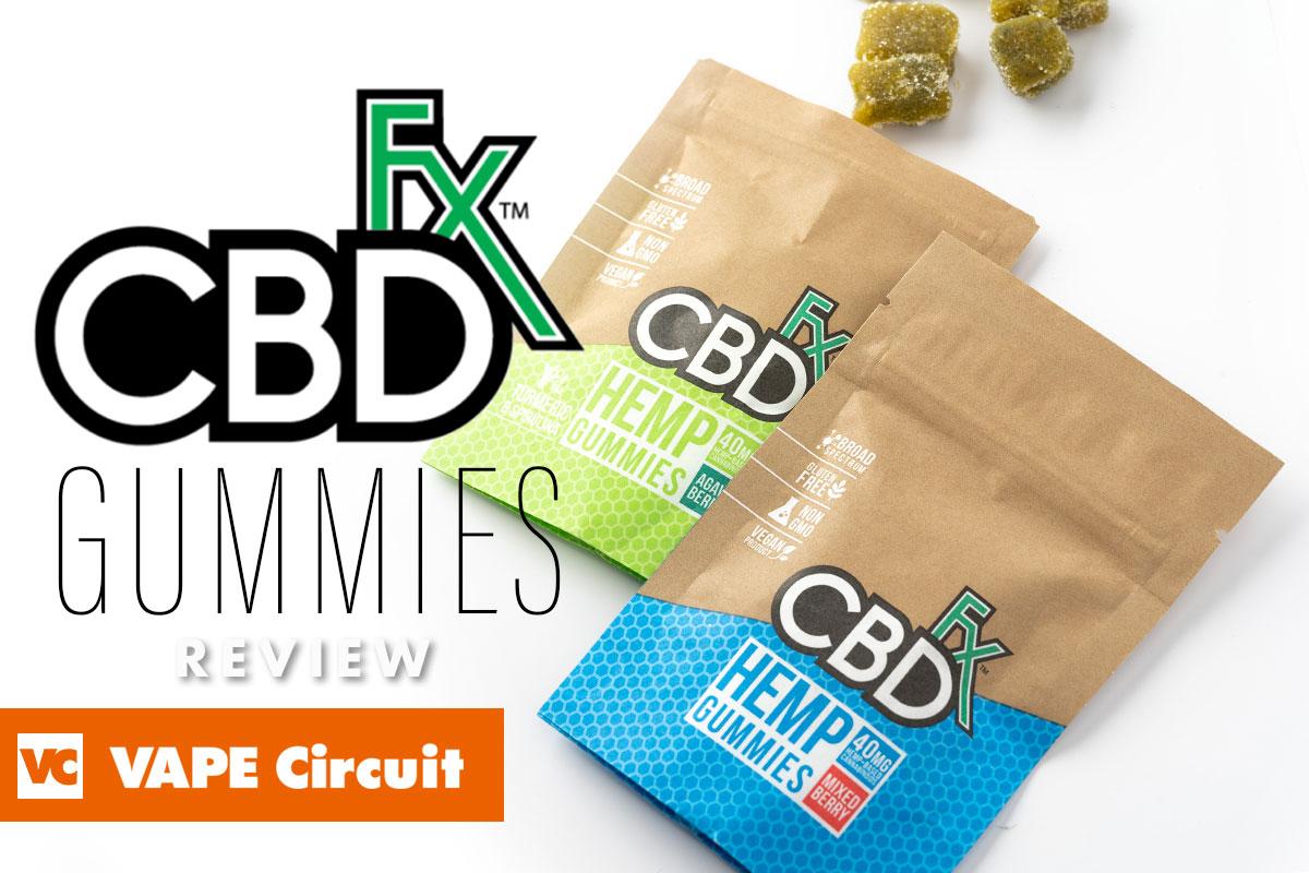 CBDグミを詳細レビュー|話題のCBD FXグミを食べてみた!