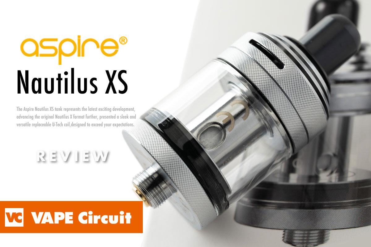 Aspire Nautilus XS レビュー