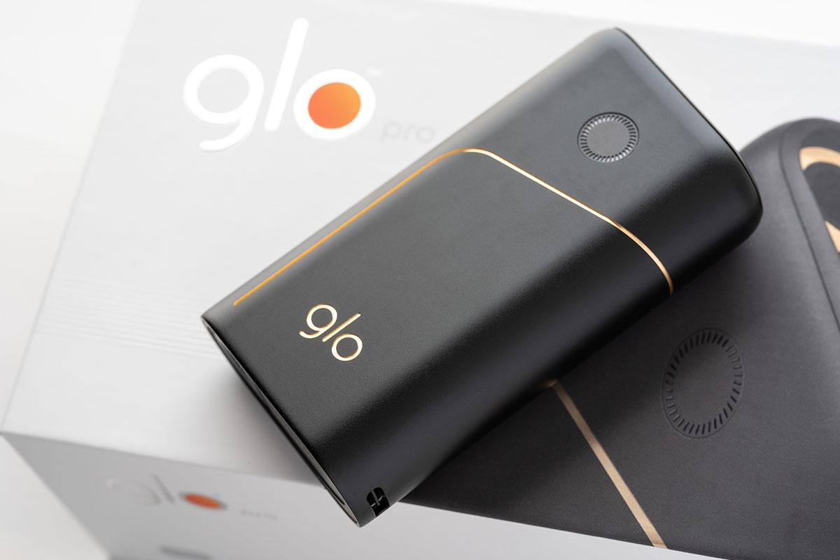 glo pro(グロープロ)徹底レビュー|ブーストモード搭載のハイスペック機