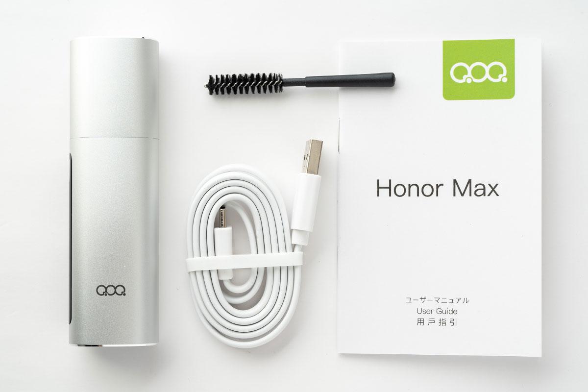 自動クリーニング機能を搭載したハイスペックアイコス互換機Honor Max(オナーマックス)をレビュー!