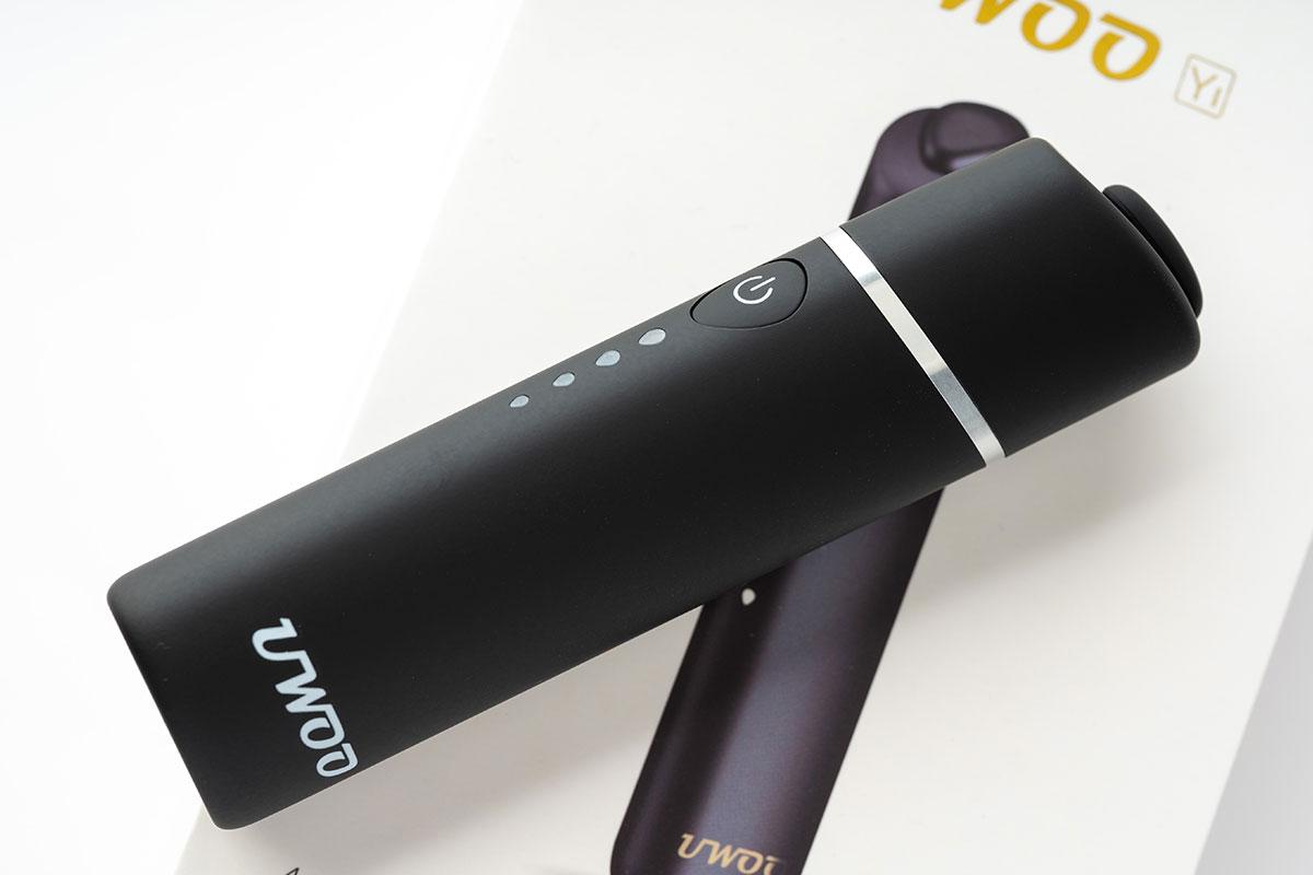 予熱15秒で連続40本吸える大容量バッテリー!コンパクトで高機能なiQOS互換機|UWOO Y1 レビュー
