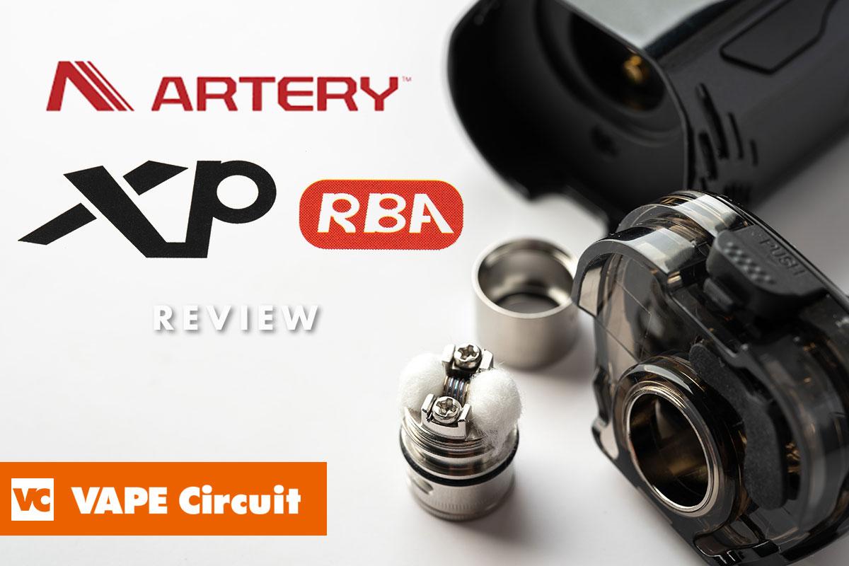 ARTERY XP RBA レビュー
