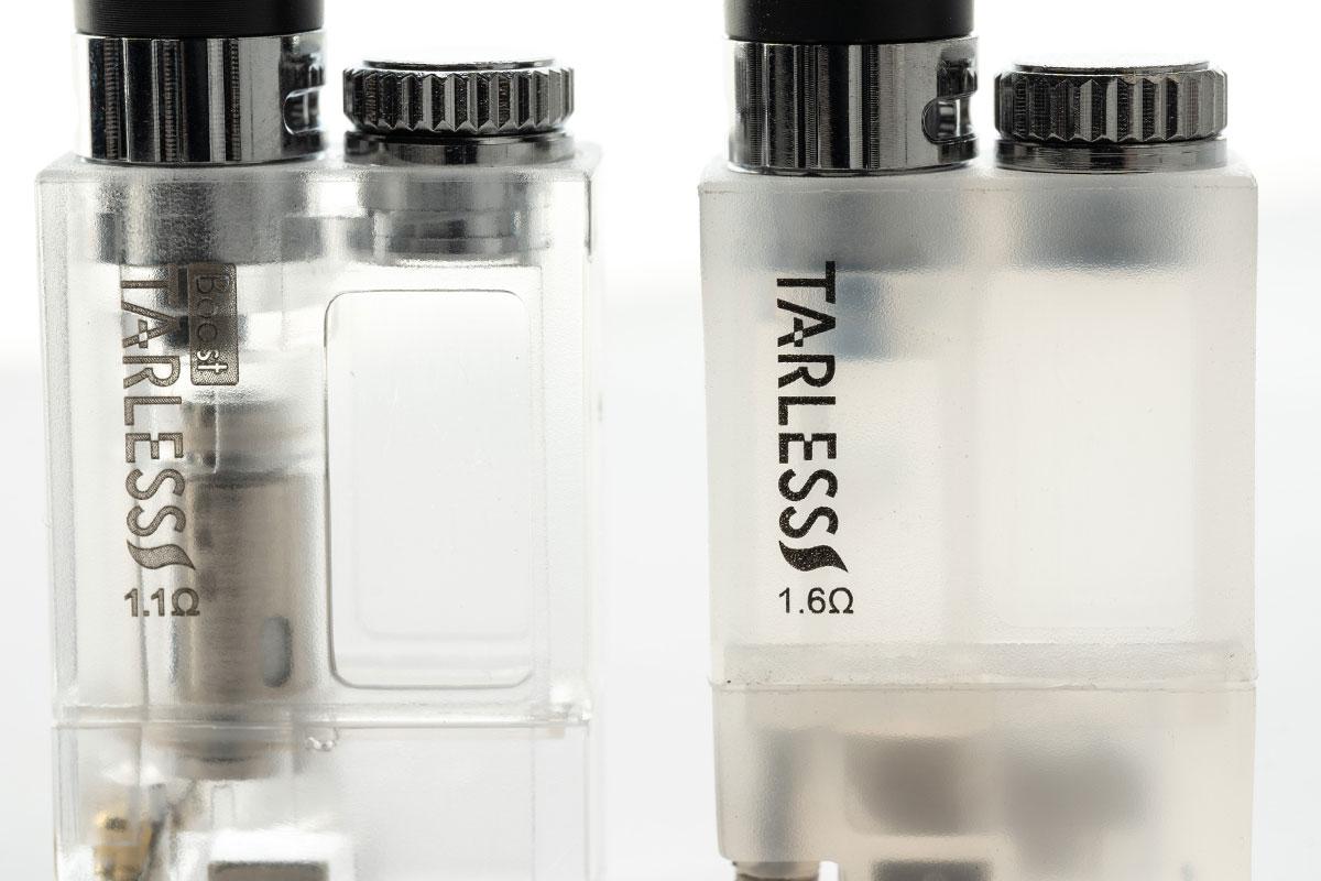 TARLESS PLUS BOOST cartridge(ターレスプラス ブースト カートリッジ)レビュー