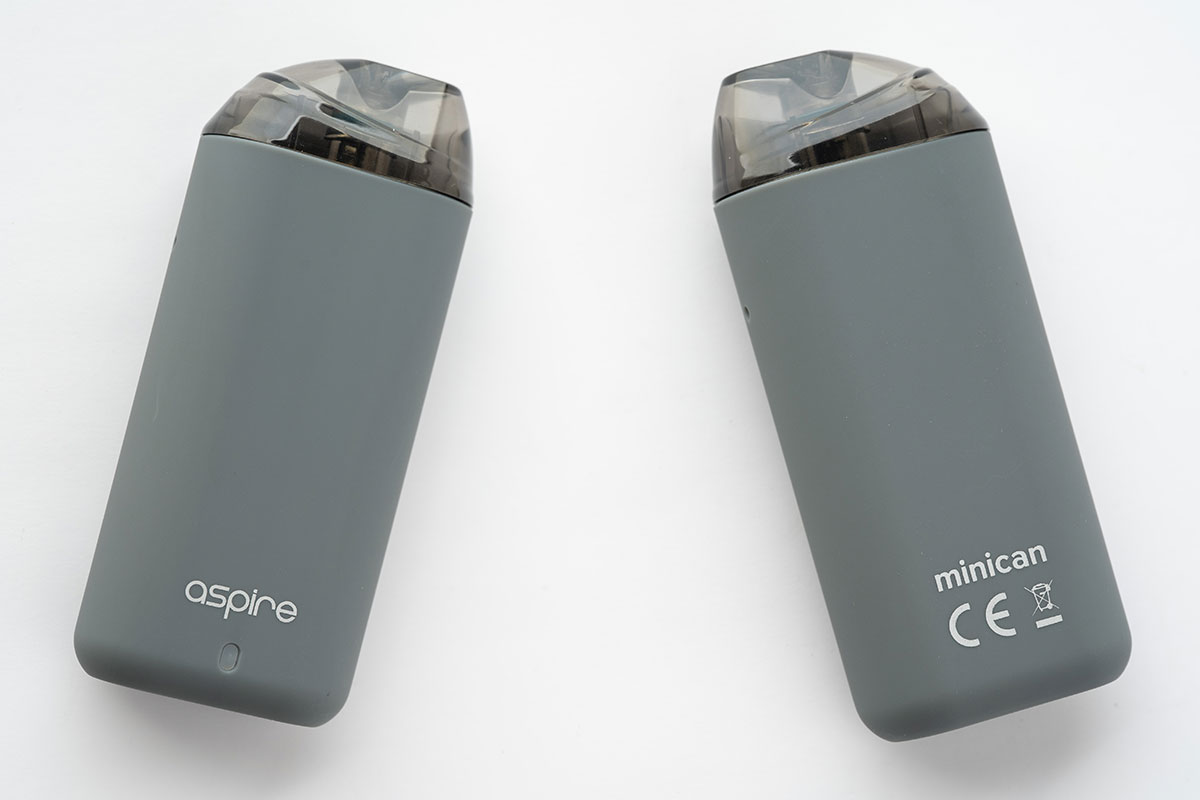 aspire minican(アスパイア ミニカン)レビュー