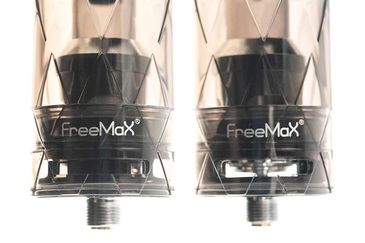 FreeMAX GEMM TANK(フリーマックス ジェムタンク)レビュー