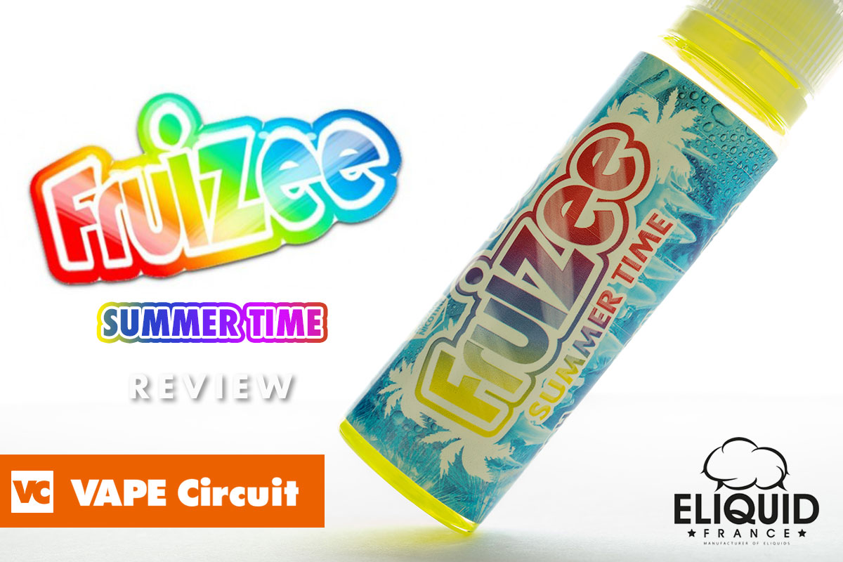 Fruizee SUMMER TIME(フリージー サマータイム)レビュー