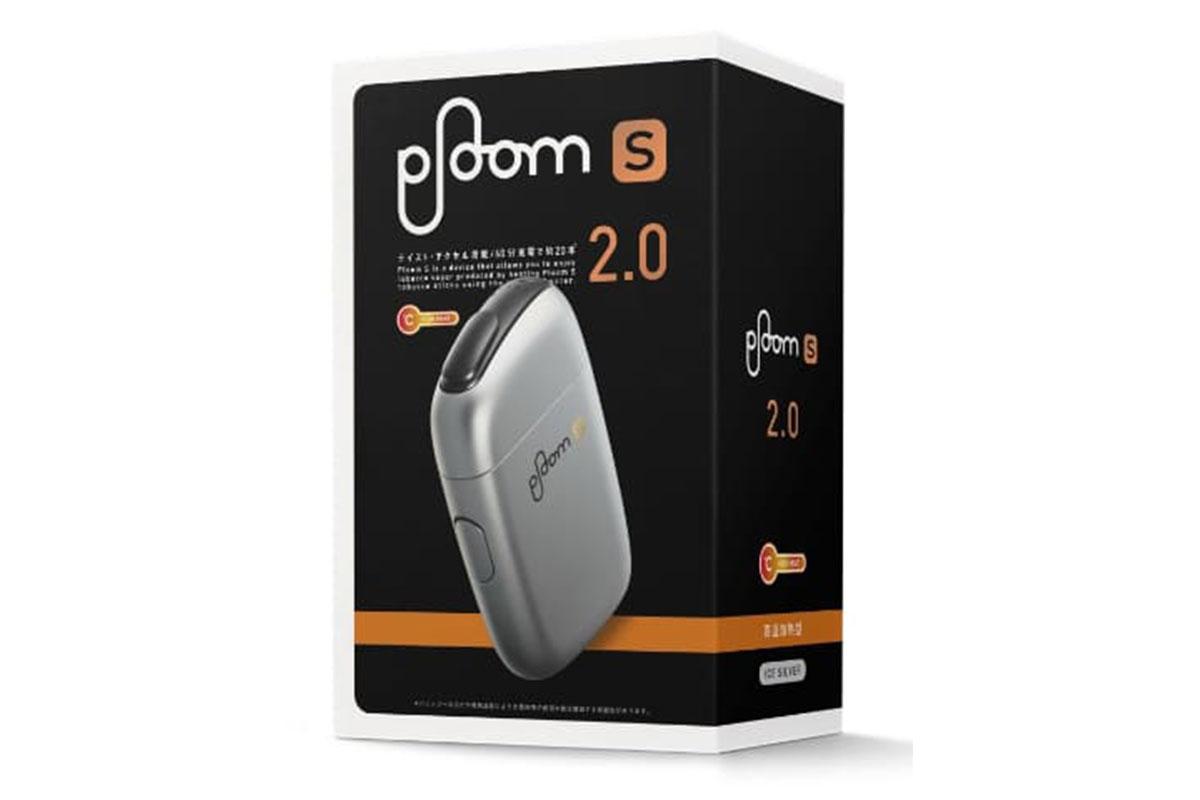 プルームエス2.0にアップデート!メンソール特化型で吸い応え向上!7月2日より全国発売