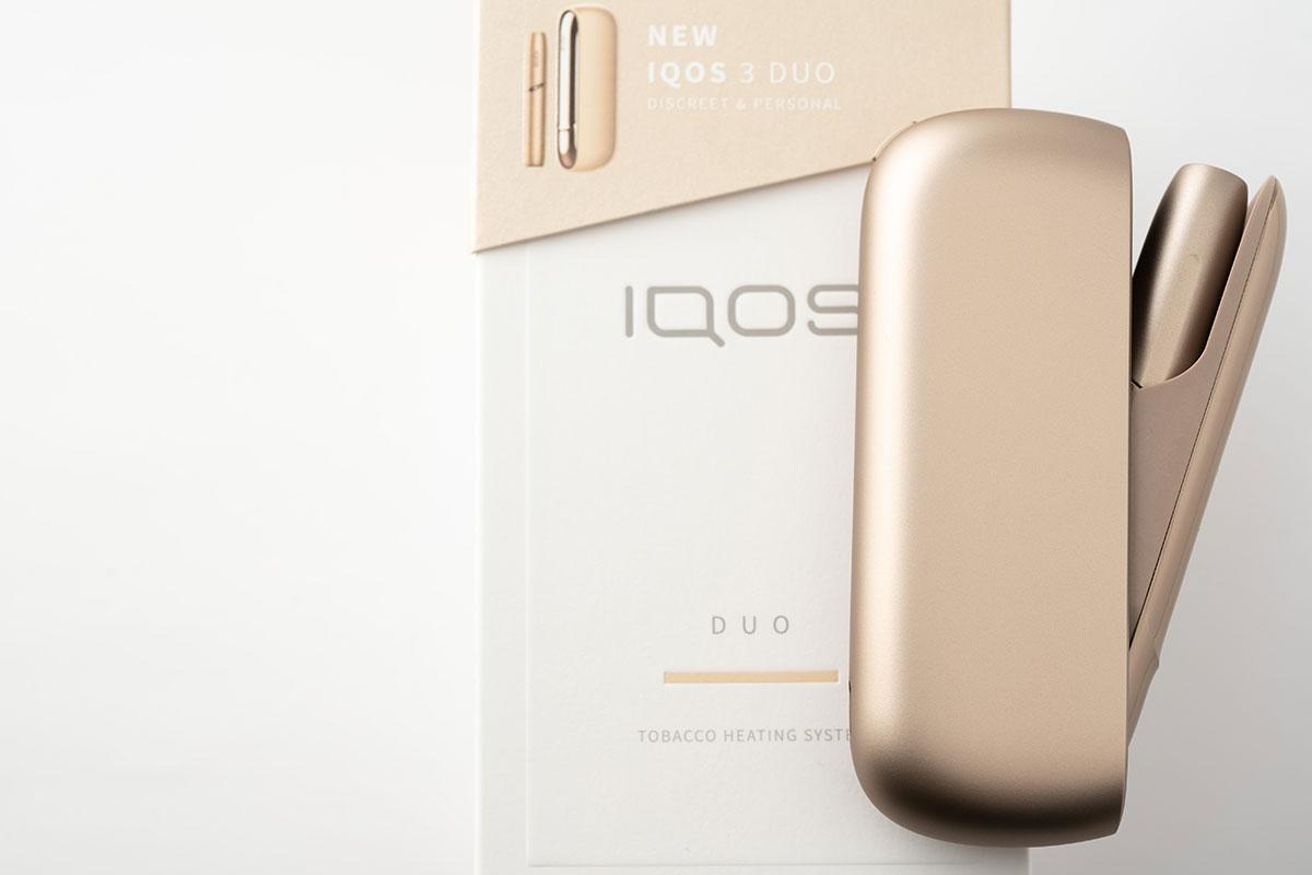 IQOS 3 DUO(アイコス 3 デュオ)レビュー