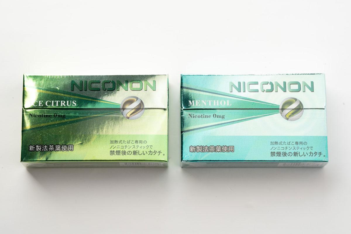 NICONON(ニコノン)レビュー