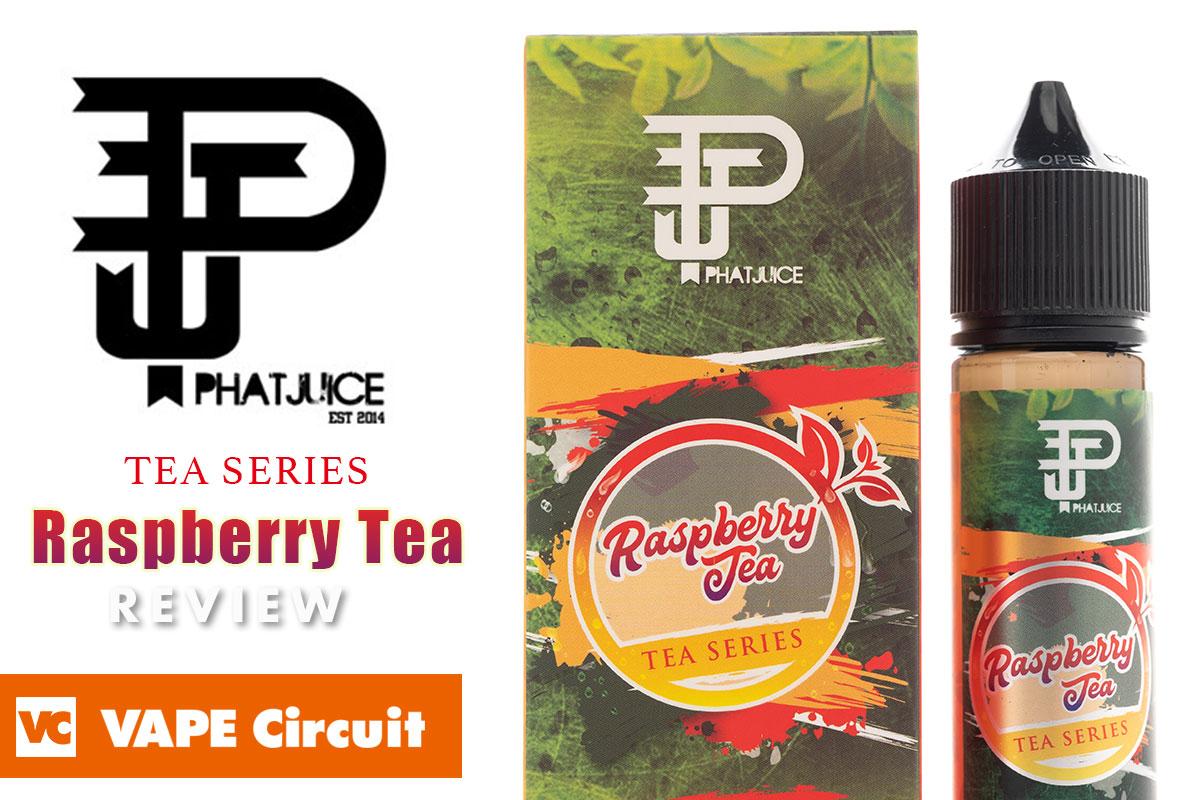 PHATJUICE Raspberry Tea(ファットジュース ラズベリーティー)レビュー