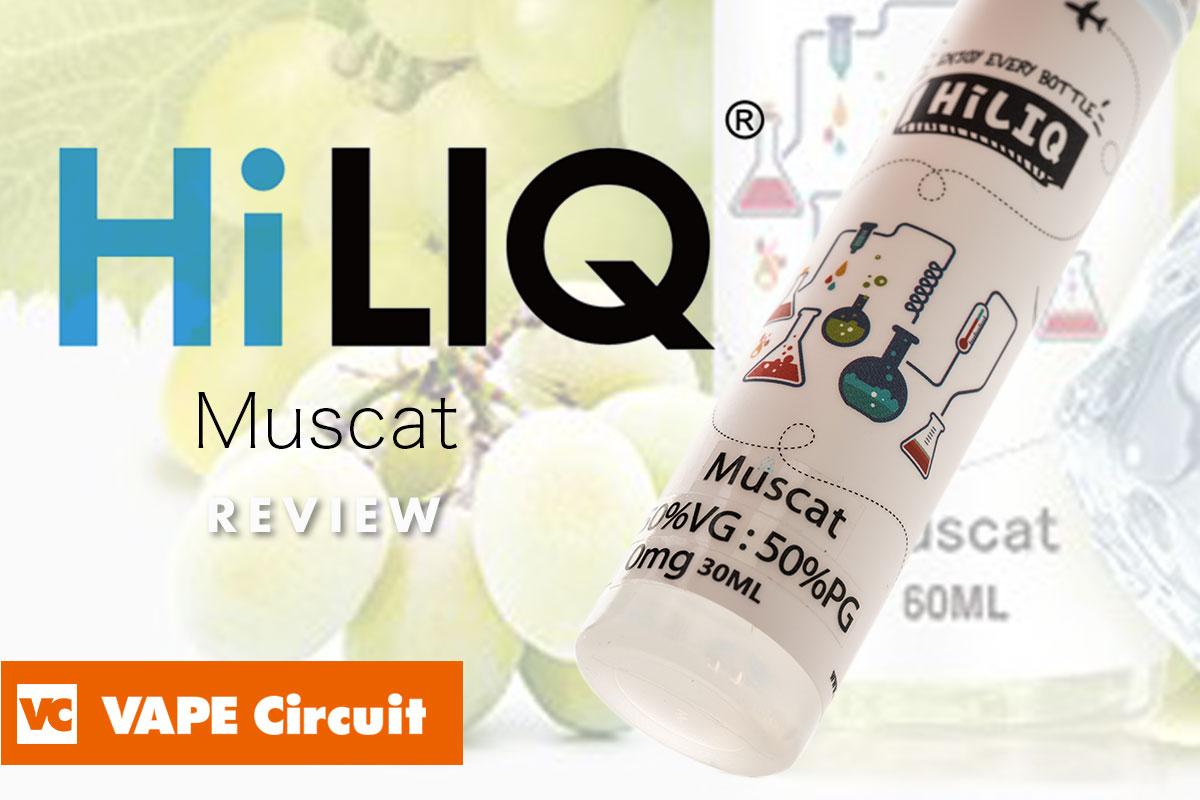 HiLIQ Muscat(ハイリク マスカット)レビュー