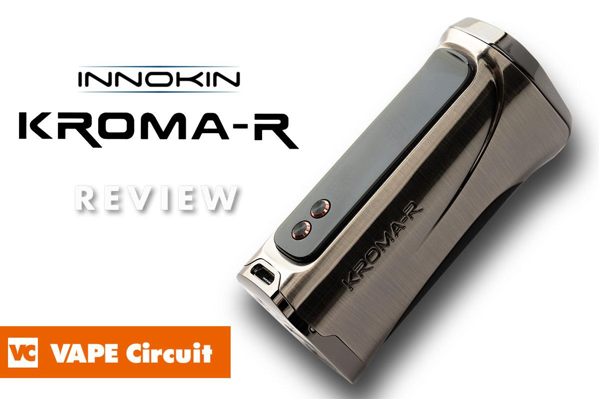 INNOKIN KROMA-R(イノキン クローマ・アール)レビュー