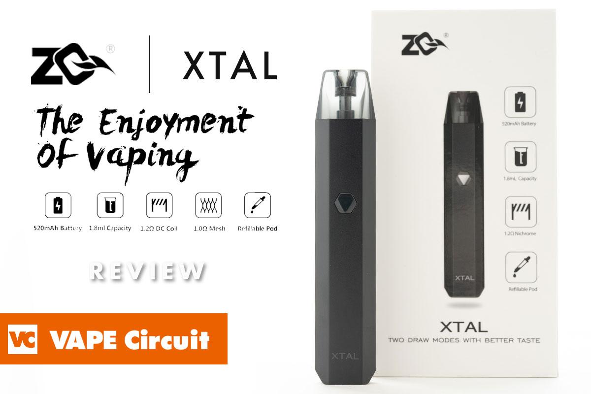 ZQ XTAL POD(ゼットキュー エクスタルポッド)レビュー