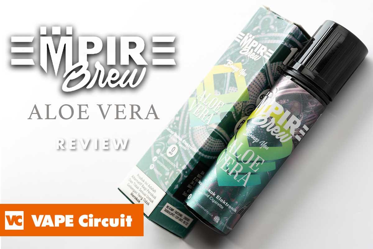 Empire brew Aloe Vera(エンパイアブリュー アロエベラ)レビュー