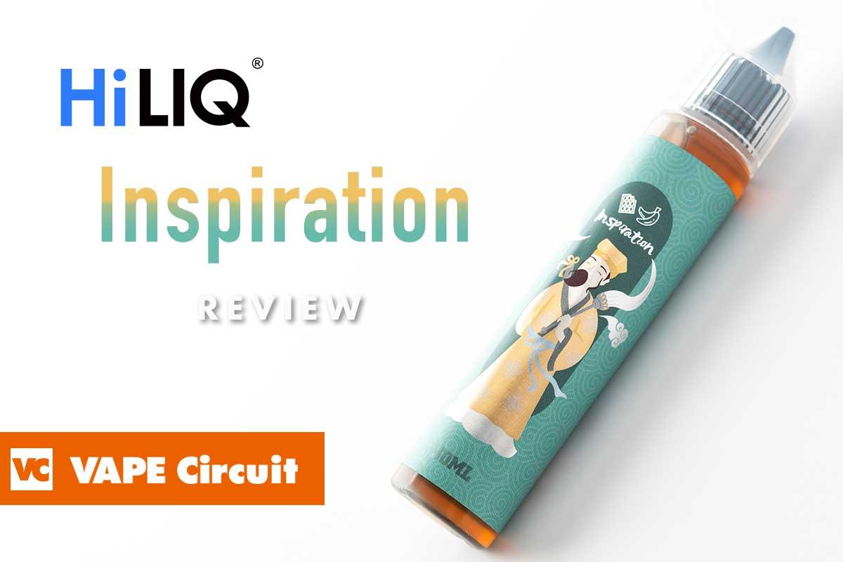 HiLIQ Inspiration(ハイリク インスピレーション)レビュー