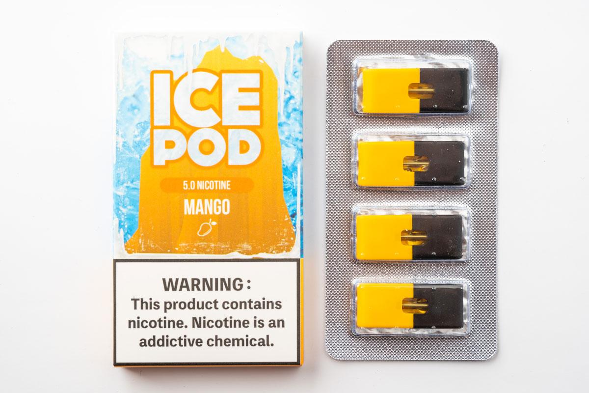 ICE POD(アイスポッド)レビュー