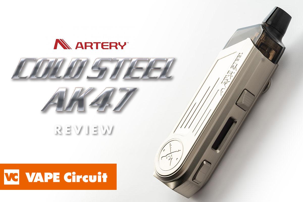 Artery Cold Steel AK47(アーテリー コールドスチール エーケー47)レビュー