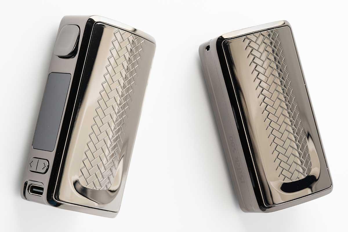 Eleaf iStick S80(イーリーフ・アイスティックS80テクニカル MOD)レビュー