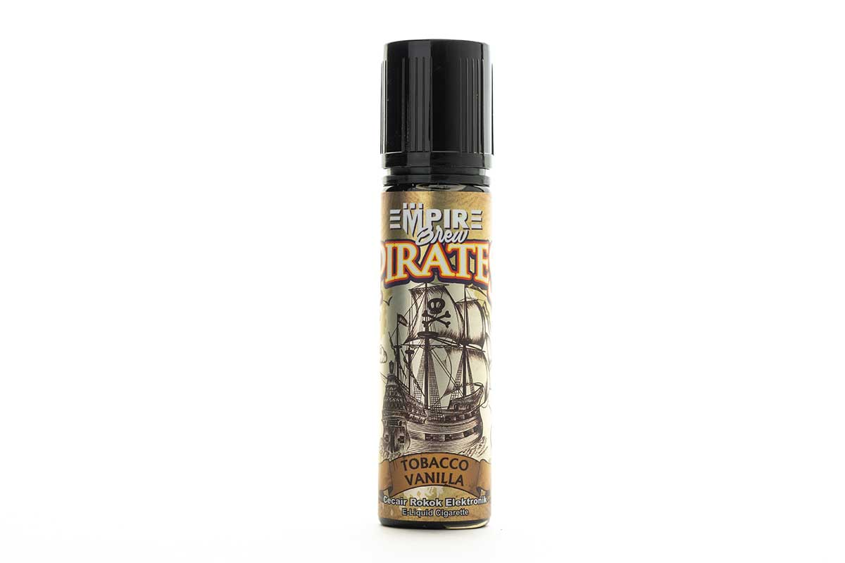 Empire Brew PIRATES TOBACCO VANILLA(エンパイアブリュー・パイレーツタバコバニラ)レビュー