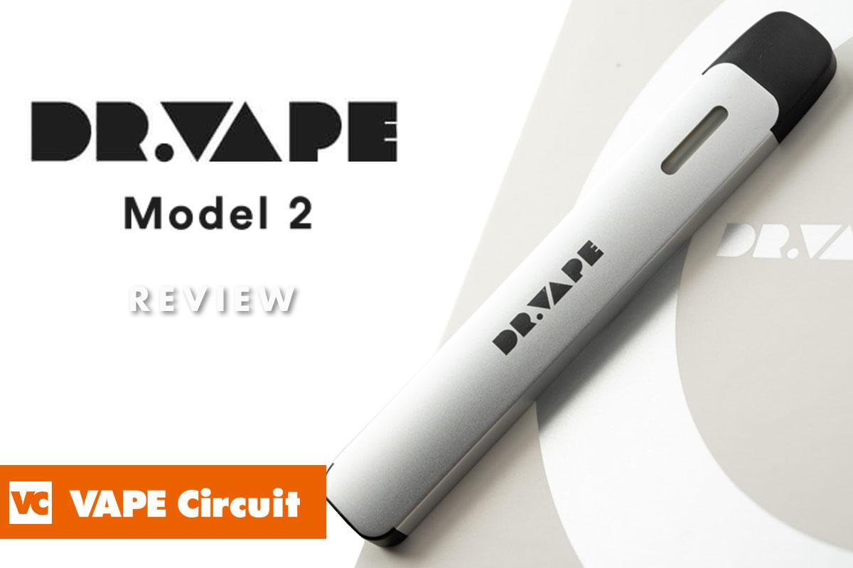 dr.vape model2(ドクターベイプ モデル2)レビュー