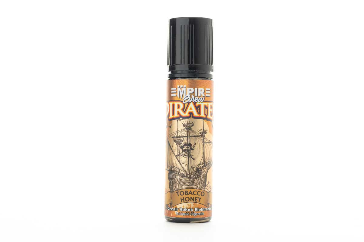 Empire Brew PIRATES TOBACCO HONEY(エンパイアブリュー・パイレーツタバコハニー)レビュー