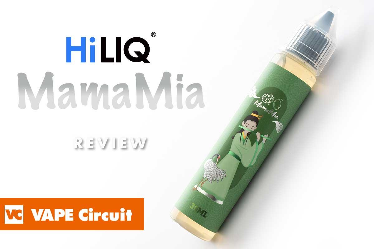 HiLIQ Mamamia(ハイリク ママミア)レビュー