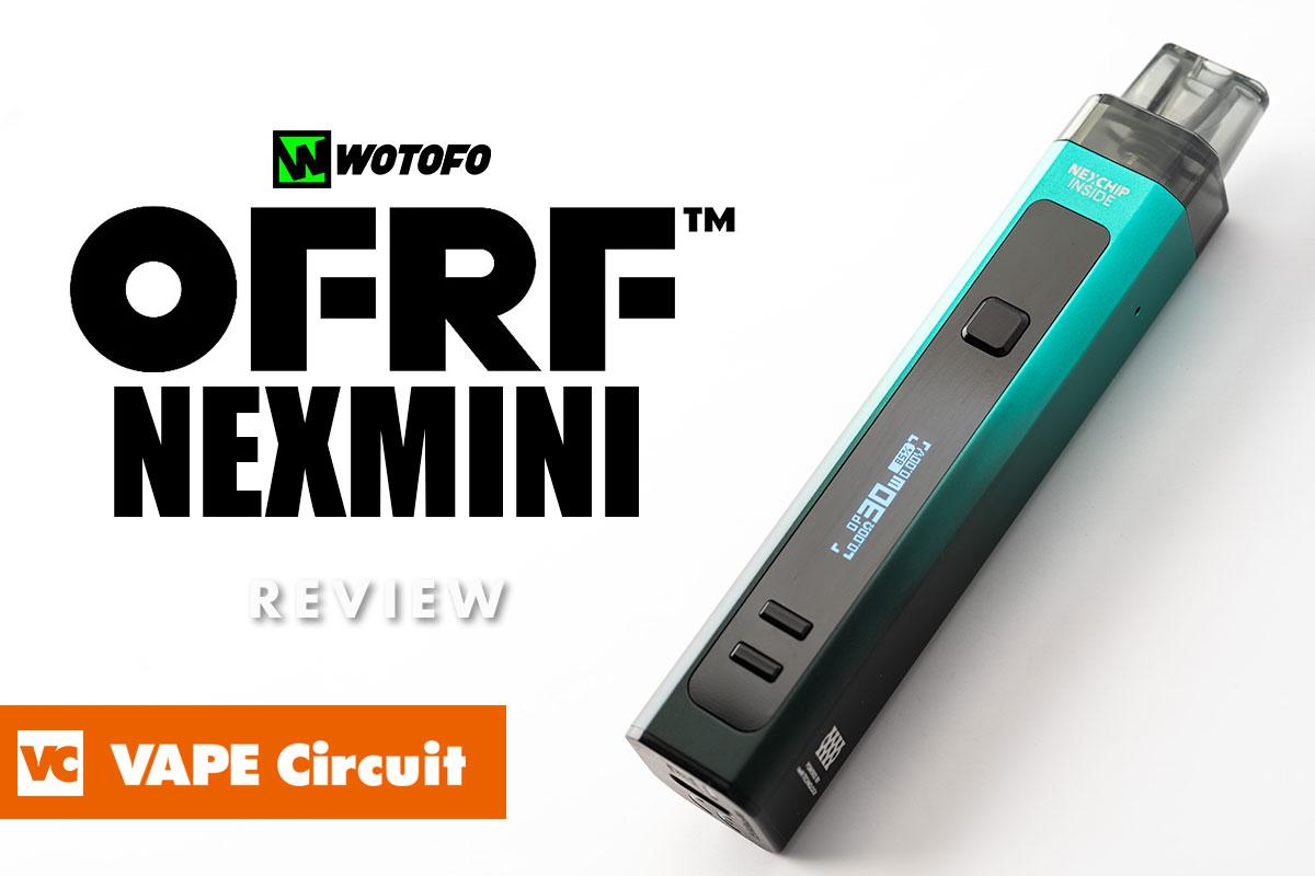 OFRF Nexmini(ネクスミニ)レビュー