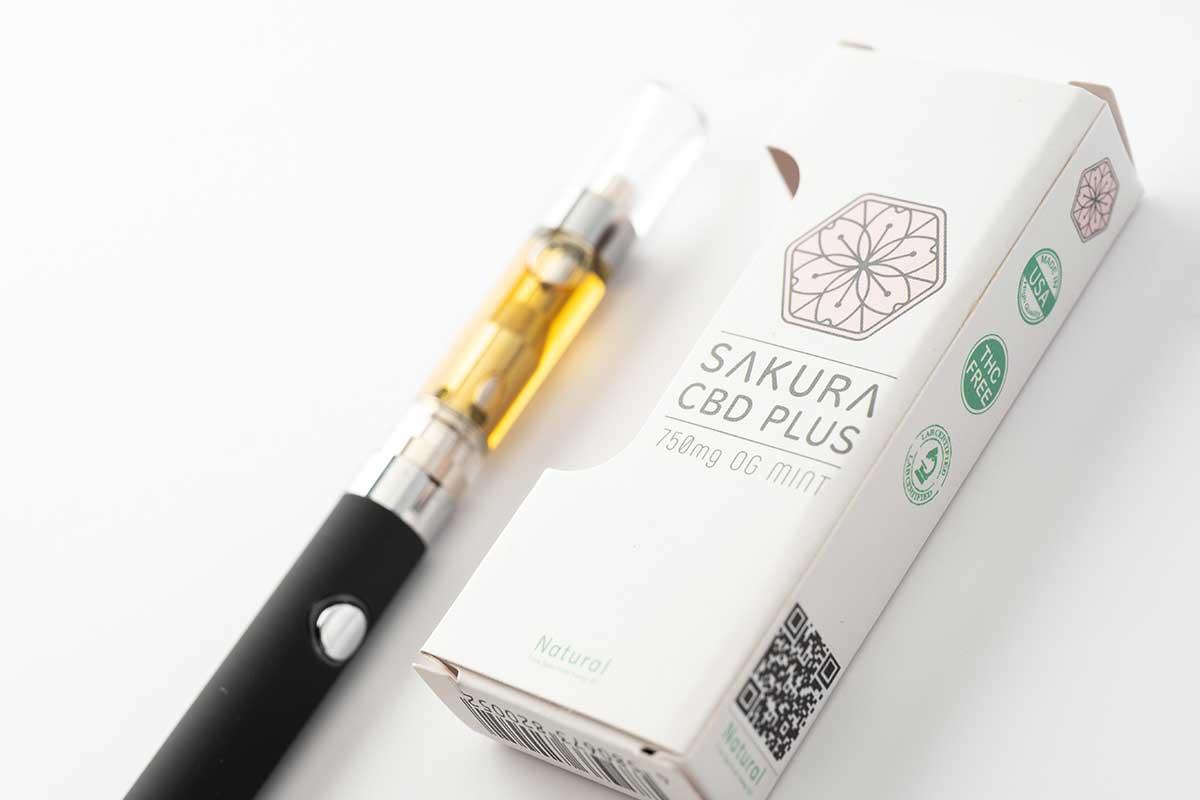 Sakura CBD Plus(サクラ シービーディー プラス)レビュー