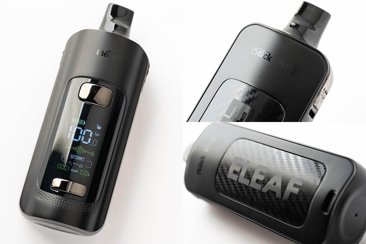 Eleaf iStick P100(イーリーフ アイスティック ピー100)レビュー