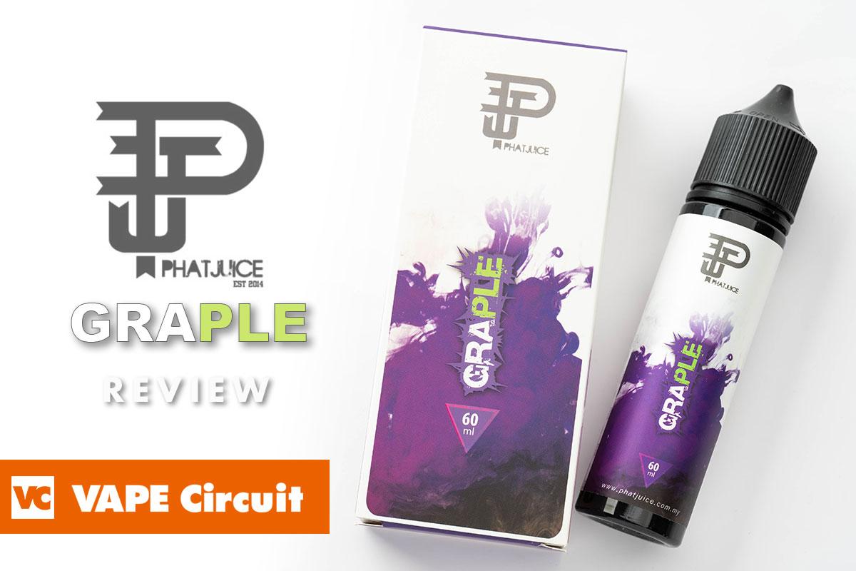 PHATJUICE GRAPLE(ファットジュース グラップル)レビュー