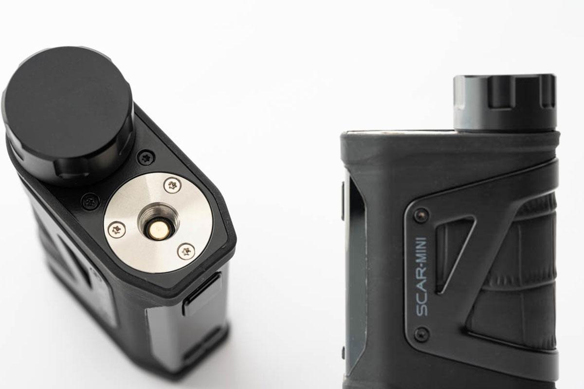 SMOK SCAR-mini MOD(スモック スカーミニ)レビュー