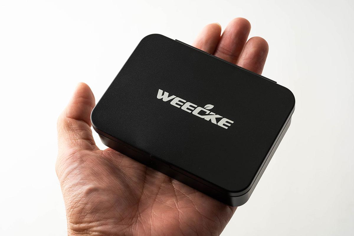 WEECKE スペーサーケース レビュー