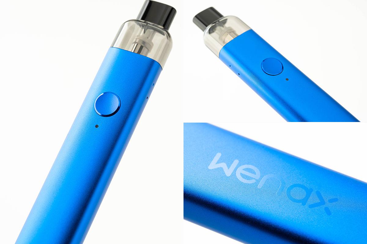 geek vape Wenax K1(ギークベイプ ウェナックK1)レビュー