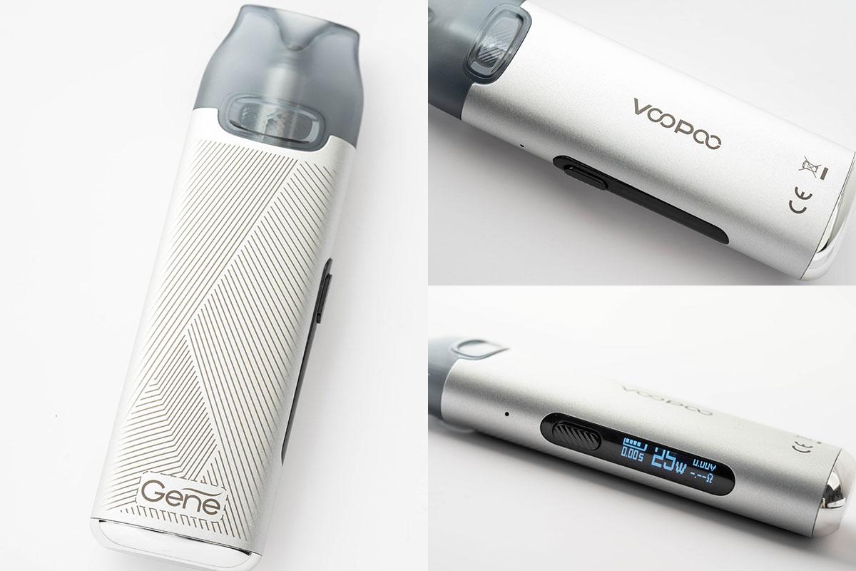 VOOPOO V.THRU Pro(ブープー ブイスループロ)レビュー