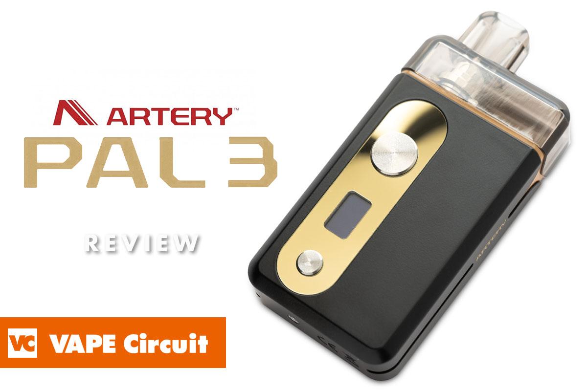 Artery PAL 3 Pod(アーテリー パル3ポッド)レビュー