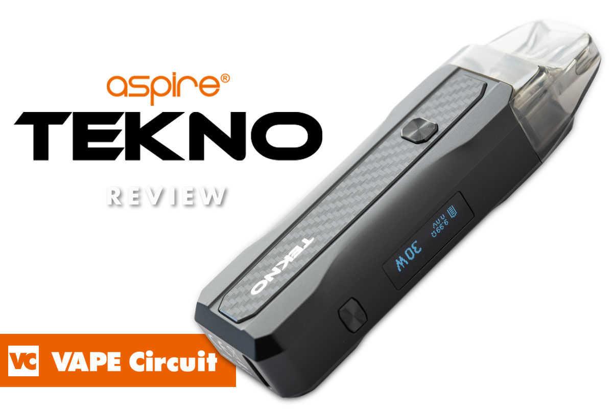 aspire Tekno(アスパイア テクノ)レビュー