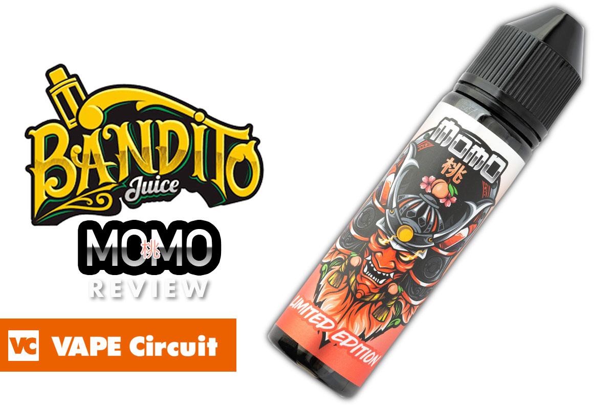 BANDITO MOMO LIMITED EDITION(バンディット 桃 モモ リミテッドエディション)レビュー