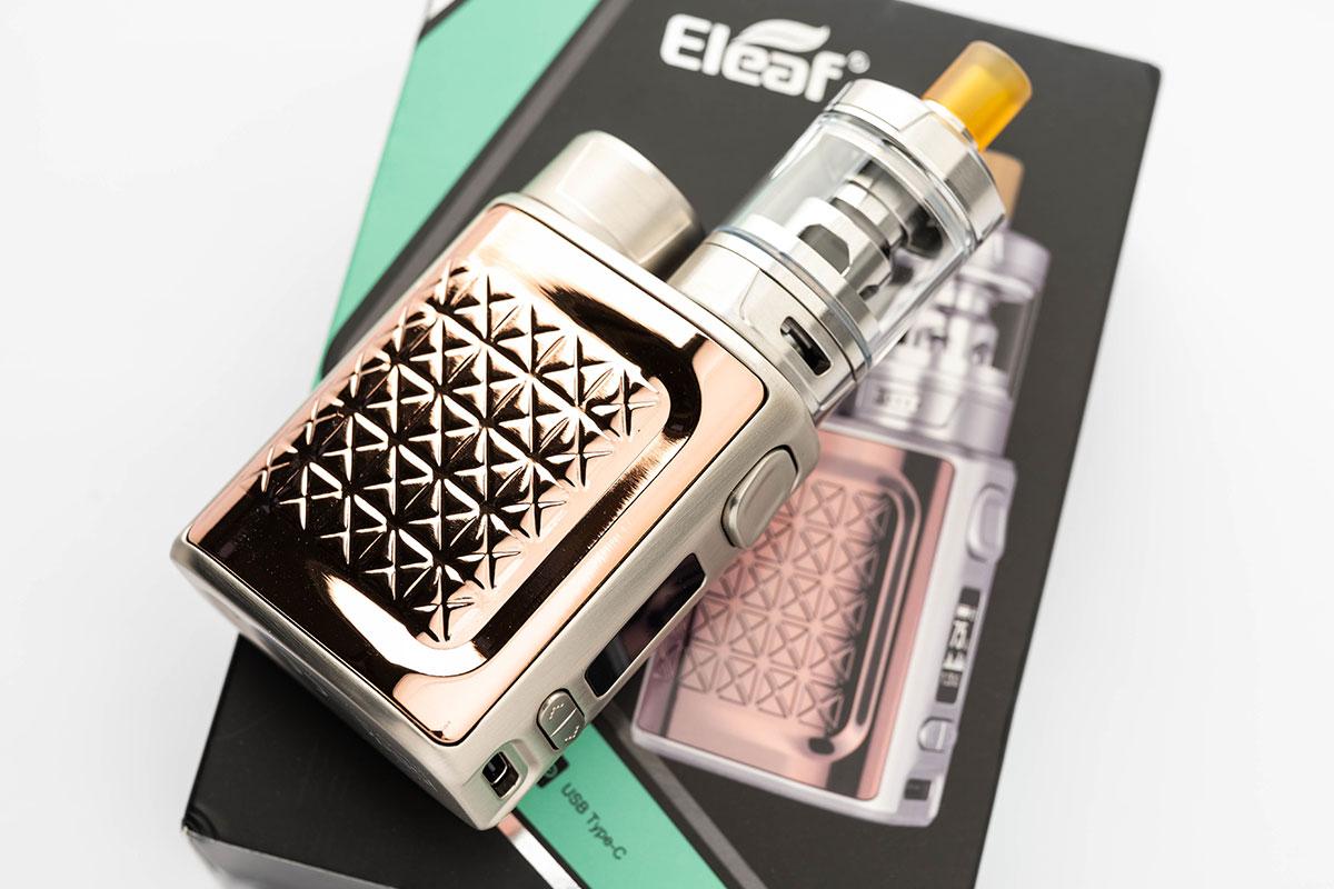 Eleaf iStick PICO 2(イーリーフ アイスティックピコ2)レビュー