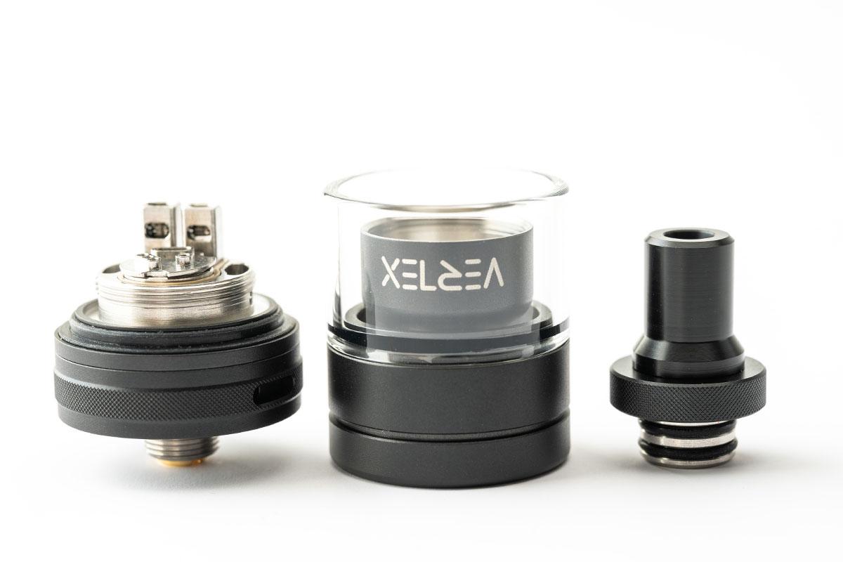 Hellvape Vertex MTL RTA(ヘルベイプ バーテックス エムティーエル タンク)レビュー