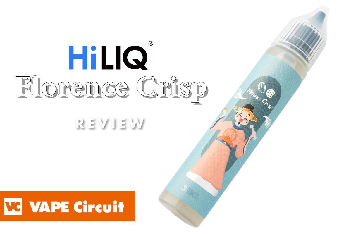 HiLIQ Florence Crisp(ハイリク フローレンスクリスプ)