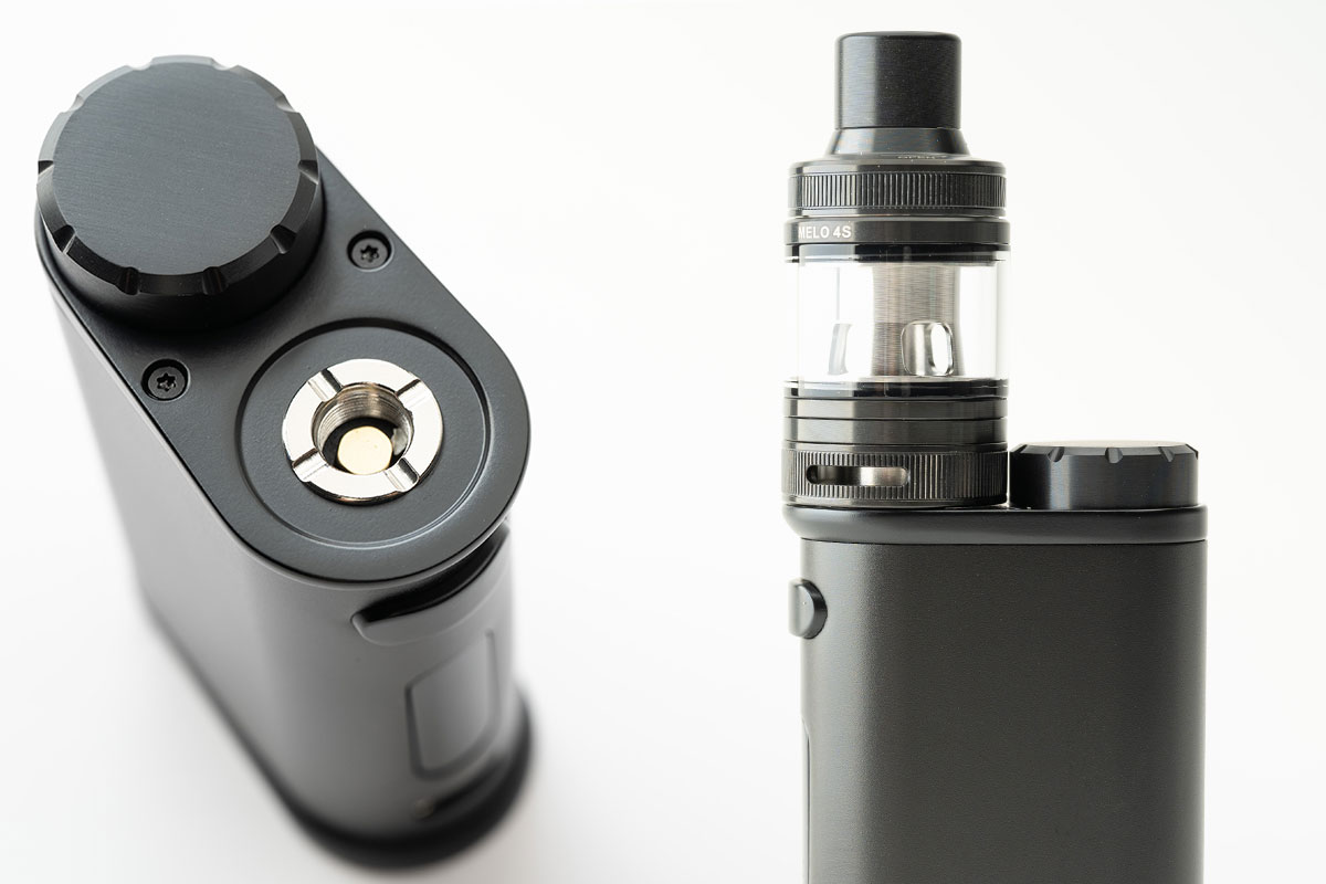 Eleaf iStick Pico Plus(イーリーフ アイスティックピコプラス)レビュー