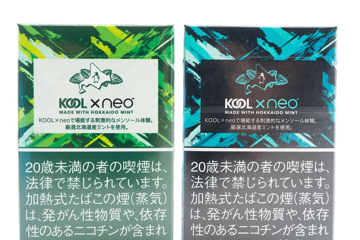 KOOL X neo レビュー グローハイパー専用!glo史上最強メンソールが満を辞して登場!