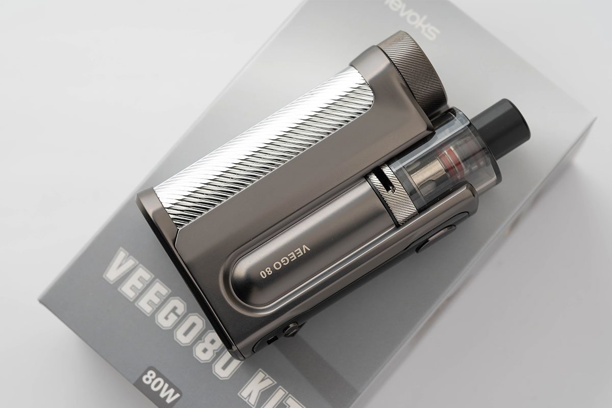 Nevoks Veego 80(ネボックス ビーゴ80)レビュー
