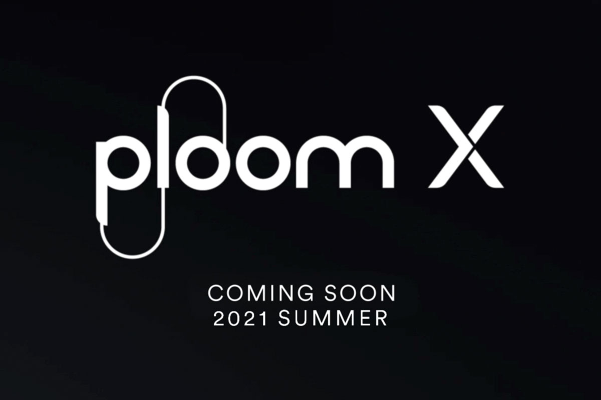 Ploom X(プルームエックス)最新情報|オフィシャル画像公開!発売は今年夏!