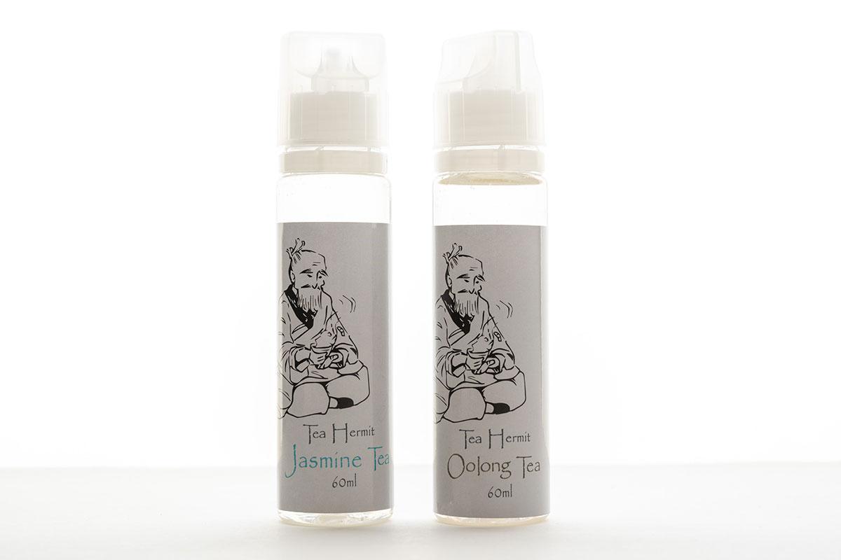 Tea Hermit(ティーハーミット)レビュー|フレキチ(Flavor-Kitchen)オリジナルお茶系リキッド!