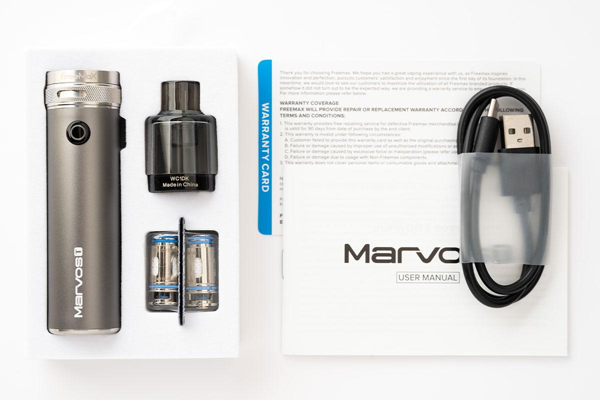 FreeMax MarvosT(フリーマックス マーボスT)レビュー