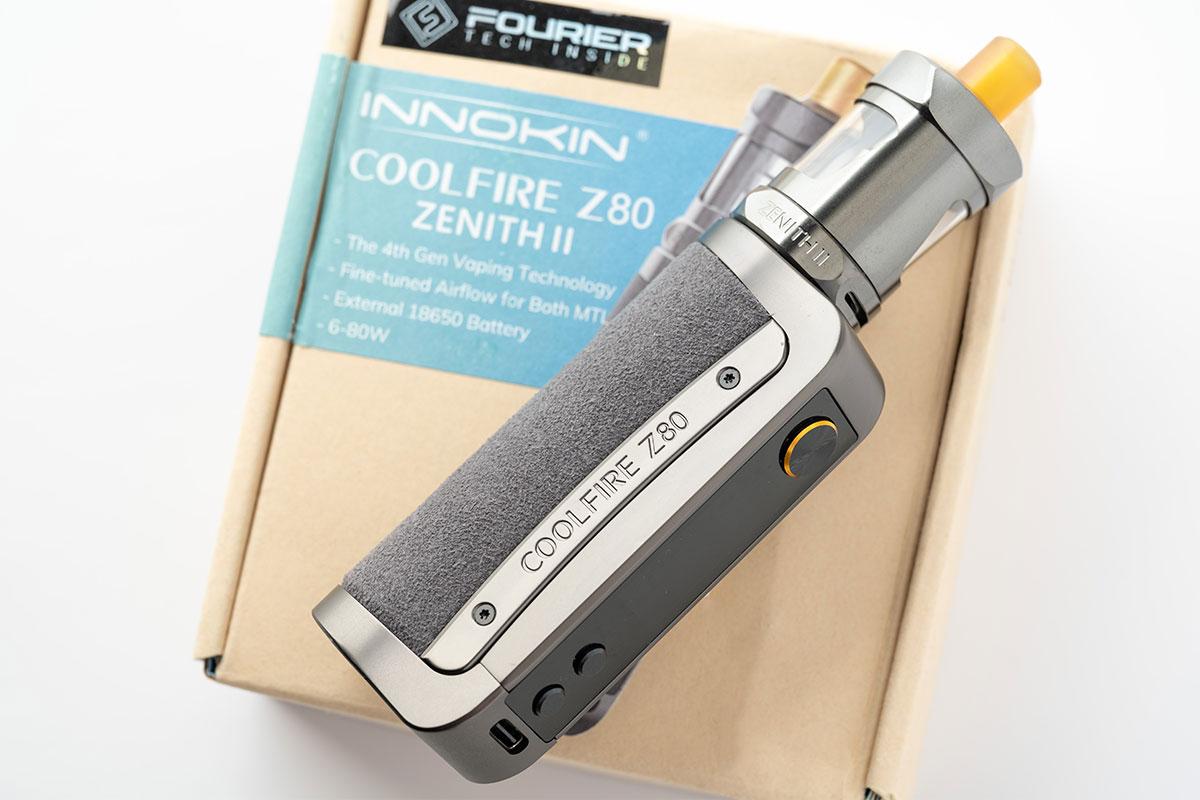 INNOKIN COOLFIRE Z80 Kit(イノキン クールファイアZ80)レビュー