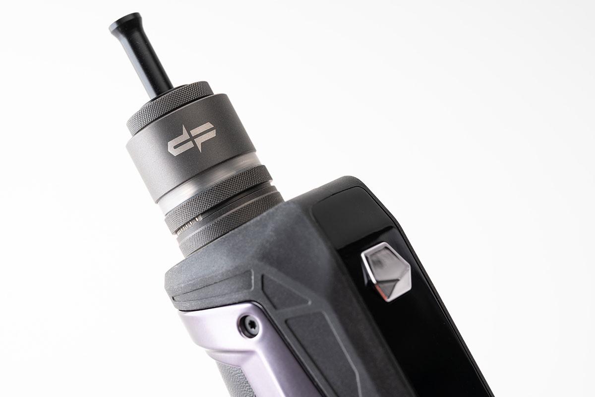 DIGIFLAVOR S MTL RTA V4 Siren(デジフレーバー サイレン V4 タンク)レビュー