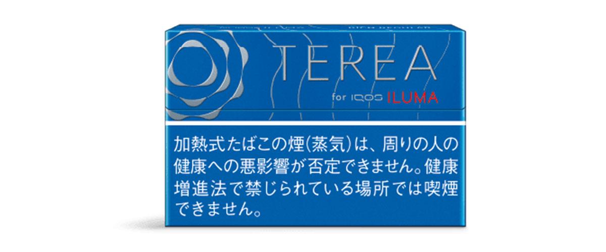 iQOS ILUMA(アイコスイルマ)専用たばこスティック TERIA(テリア) リッチレギュラー