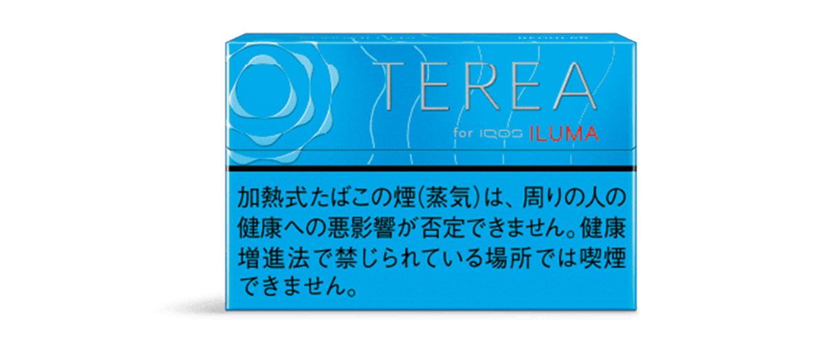 iQOS ILUMA(アイコスイルマ)専用たばこスティック TERIA(テリア) レギュラー
